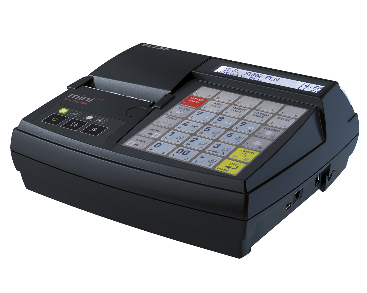 Kasa fiskalna online - ELZAB Mini