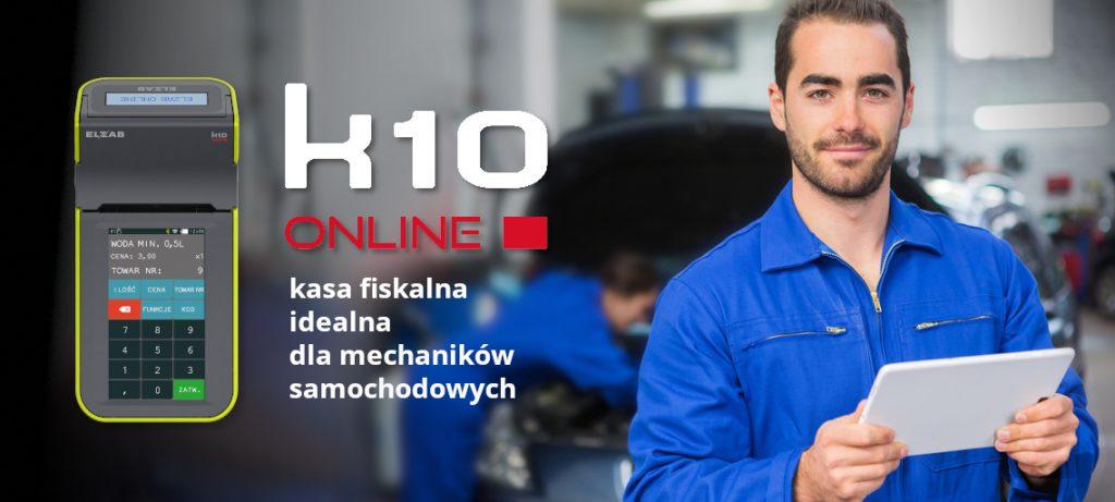 Kasy fiskalne ONLINE dla mechaników samochodowych Ostrów Wielkopolski